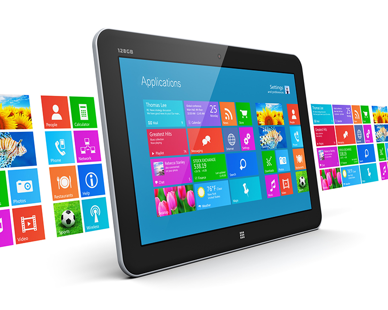 windows8 tablet small